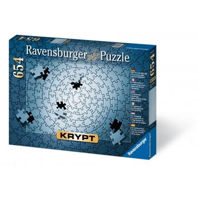 Ravensburger-15964 Krypt Argent