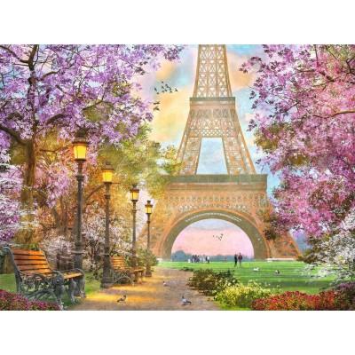 Ravensburger-16000 Amour à Paris