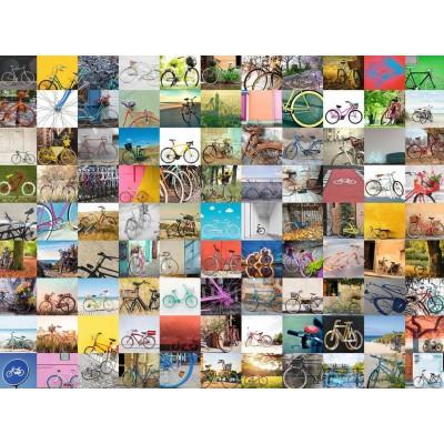 Ravensburger-16007 99 Vélos et Plus...