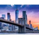 Ravensburger-16011 De Brooklyn à Manhattan
