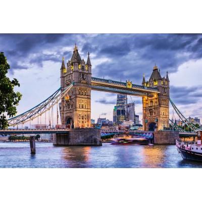Ravensburger-16017 La Belle Ville de Londres