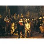 Ravensburger-16205 Rembrandt : La ronde de nuit