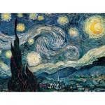 Ravensburger-16207 Van Gogh : La nuit étoilée
