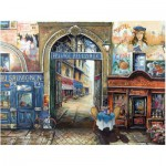 Ravensburger-16241 Passage de Paris