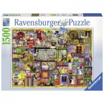 Ravensburger-16312 Colin Thompson: Etagère Artisanale
