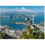 Ravensburger-16317 Vue de Rio