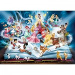 Ravensburger-16318 Livre Magique de Disney