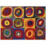 Ravensburger-16377 Kandinsky : Etude des couleurs