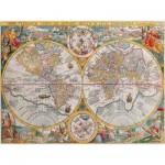 Ravensburger-16381 Mappemonde en 1594