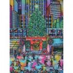 Ravensburger-16424 Rockefeller Christmas