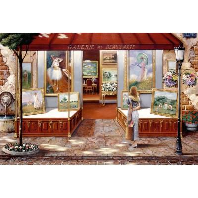 Ravensburger-16466 Galerie des Beaux Arts