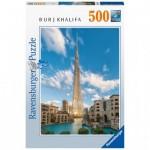 Ravensburger-16468 Burj Khalifa Dubai