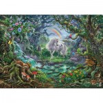 Ravensburger-16512 Escape Puzzle - Licorne