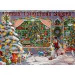 Ravensburger-16534 Merry Christmas Shoppe