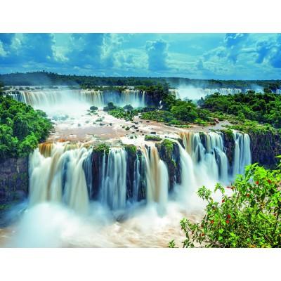 Ravensburger-16607 Chutes d'Iguazu, Brésil