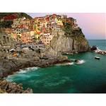 Ravensburger-16615 Cinque Terre, Italie