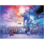 Ravensburger-16701 Star Wars
