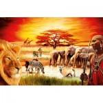 Ravensburger-17056 La fierté du Massaï