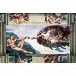Ravensburger-17408 Michel Ange : La création d'Adam