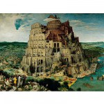 Ravensburger-17423 Brueghel : La construction de la Tour de Babel