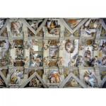 Ravensburger-17429 Michel Ange : La Chapelle Sixtine