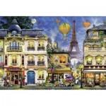 Ravensburger-17829 Promenade du Soir à Paris