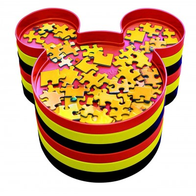 Ravensburger-17975 Mickey Sort & Go