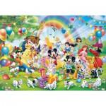 Ravensburger-19019 Anniversaire de Mickey