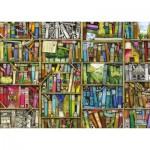 Ravensburger-19137 Colin Thompson: Bibliothèque Magique