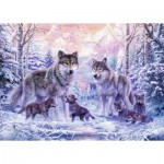 Ravensburger-19146 Loups Arctiques