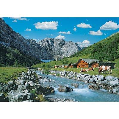 Ravensburger-19216 La montagne des Karwendel, Autriche