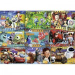 Ravensburger-19222 Disney-Pixar Movies