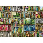 Ravensburger-19226 Colin Thompson - The Bizarre Bookshop