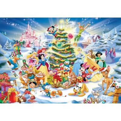 Ravensburger-19287 Noël avec Disney