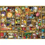 Ravensburger-19298 Colin Thompson : Armoire De La Cuisine