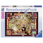 Ravensburger-19406 Vintage Games
