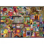 Ravensburger-19412 Colin Thompson : Artisanat