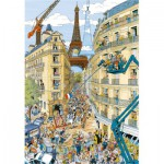 Ravensburger-19503 Paris