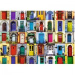Ravensburger-19524 Doors