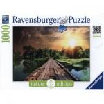 Ravensburger-19538 Nature Edition N°3 : Lumière Mystique