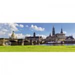 Ravensburger-19619 Dresden Canaletto Blick