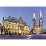 Ravensburger-19622 Bremen: Blick aufs Rathaus