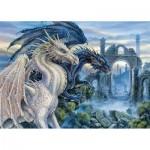 Ravensburger-19638 Dragons Mystiques