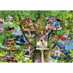 Ravensburger-19691 Bird Village