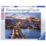Ravensburger-19740 Prague by Night