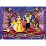 Ravensburger-19746 Disney - La Belle et la Bête