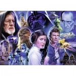 Ravensburger-19763 Star Wars Collection 1
