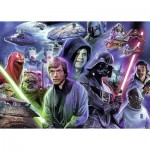 Ravensburger-19774 Star Wars Collection 3