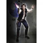 Ravensburger-19778 Star Wars - Han Solo