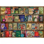 Ravensburger-19801 The Christmas Library